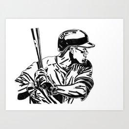 Aaron Judge Art Print