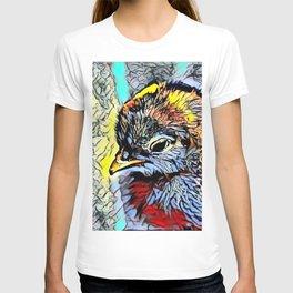 Color Kick - Chick T-shirt