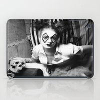 nurse iPad Cases featuring Nurse & Clowns by Flashbax Twenty Three