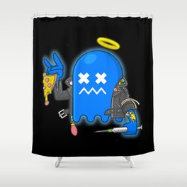 Dead Legend Shower Curtain
