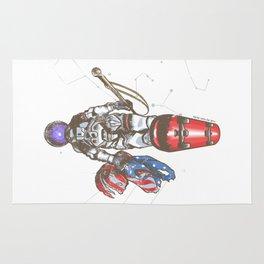The Last Spaceman Rug