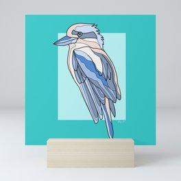 KooKoo Kookaburra Mini Art Print