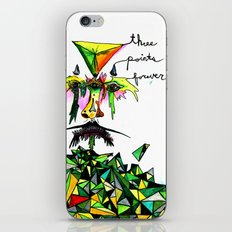 Three Points Forever iPhone & iPod Skin