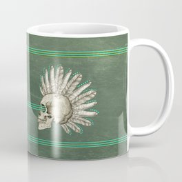 Indian skull Coffee Mug