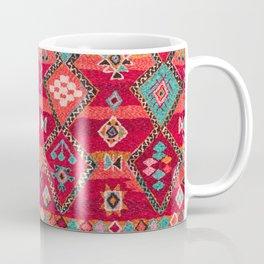 (N18) Traditional Colored Oriental Moroccan Artwork Coffee Mug