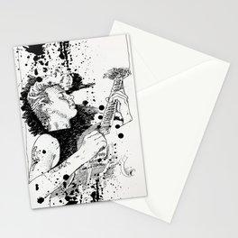 Brian Setzer - Stray Cats Stationery Cards