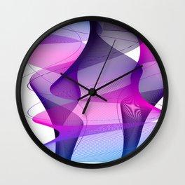Dynamic Dance Wall Clock