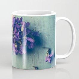 Sweet Violets Coffee Mug