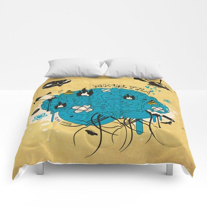 MKULTRA Comforters
