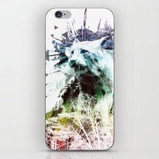 predation instinct iPhone & iPod Skin