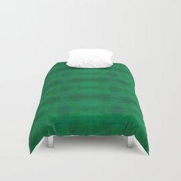 Warm Green Duvet Cover