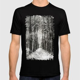 Infrared and symmetry T-shirt