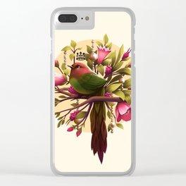 Watermelon Crush Clear iPhone Case