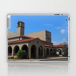 Lourdes University-  Franciscan Center in the Spring VI Laptop & iPad Skin