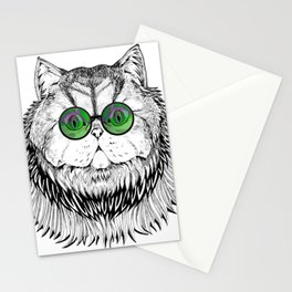 Catty Kitty Chique Stationery Cards
