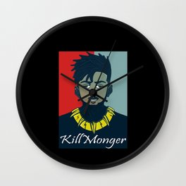 Kilmonger Wall Clock