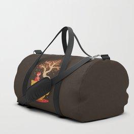 Fall is Here Duffle Bag