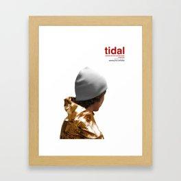 Tidal - Volume 1 Issue 2 Cover Framed Art Print