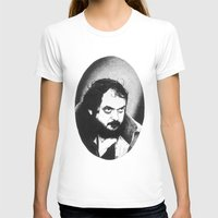 kubrick T-shirts featuring Stanley Kubrick by Daniel Point