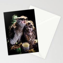 Avian Allies Stationery Cards