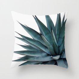 Agave Vivid Vibes #1 #tropical #decor #art #society6 Throw Pillow