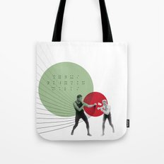 Them's Fightin' Words Tote Bag