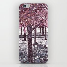 :: Girl Trees :: iPhone Skin