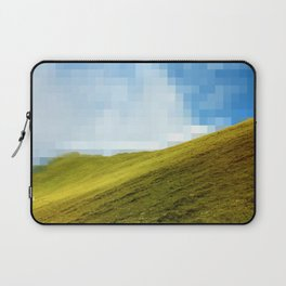 High compression clouds Laptop Sleeve
