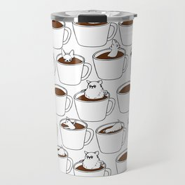 More Coffee Chihuahua Travel Mug
