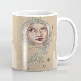 SNOWFLAKE QUEEN Coffee Mug