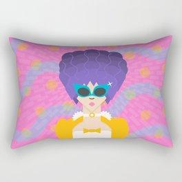 Modern Marie Antoinette Rectangular Pillow