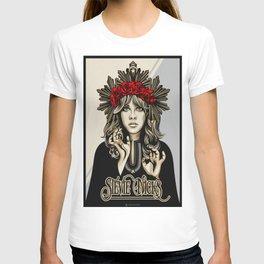 Stevie Nicks White Witch T-shirt