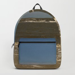 St Simons Island Beach Backpack