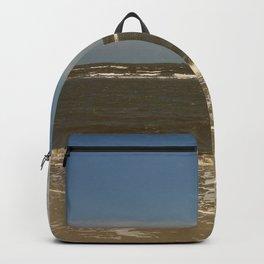 St Simons Island Beach Backpack