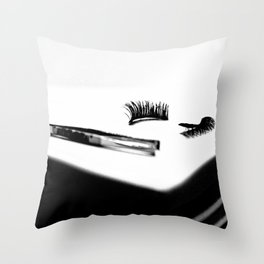 Don't Drag Throw Pillow