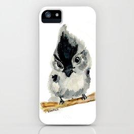Judgy Little Bird iPhone Case