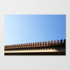 Repeatition Canvas Print