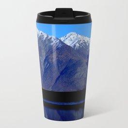 Knik River Mts Travel Mug