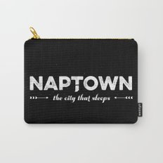 Naptown   the city that sleeps   Indianapolis Carry-All Pouch