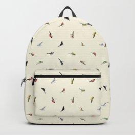 Garden Birds in the Daytime (Fine) Backpack