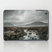 skyfall iPad Cases featuring Skyfall by tipptapp