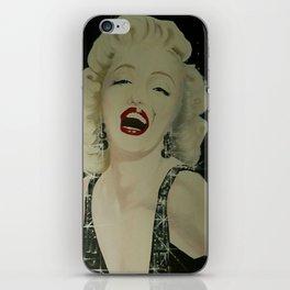 Razzlin'-Dazzlin' Marilyn iPhone Skin