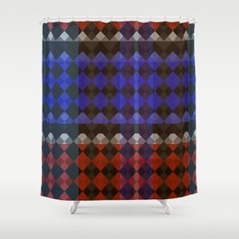 jac to go Shower Curtain