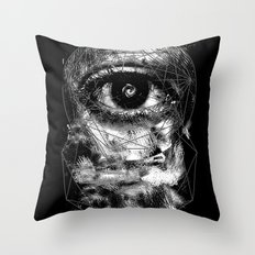 Foresee Throw Pillow