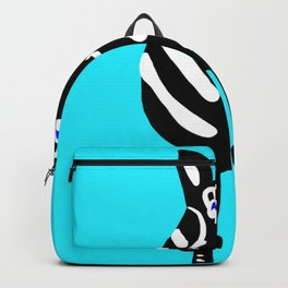 Zebra - The Front End Backpack