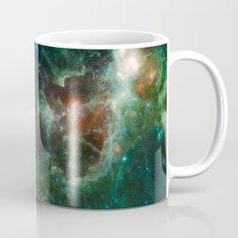 Hubble Space Photograph - Heart and Soul Nebulae Coffee Mug