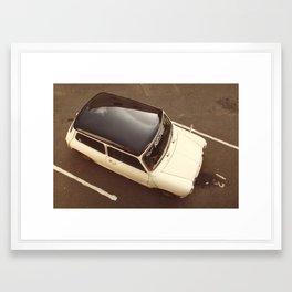 Mini 02 Framed Art Print