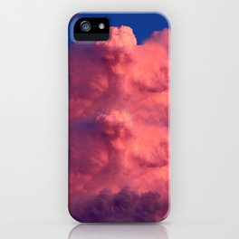 Cloudy Beauty iPhone Case