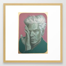 Jim Jarmusch Framed Art Print