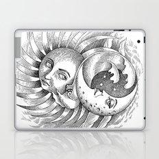 Moon and Sun Laptop & iPad Skin